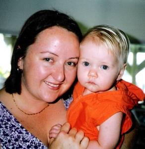 trea and mummy